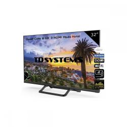 "Smart TV 32"" Led HD Smart TD Systems"